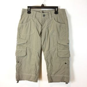 Kuhl Kontra Roll Up Cargo Shorts